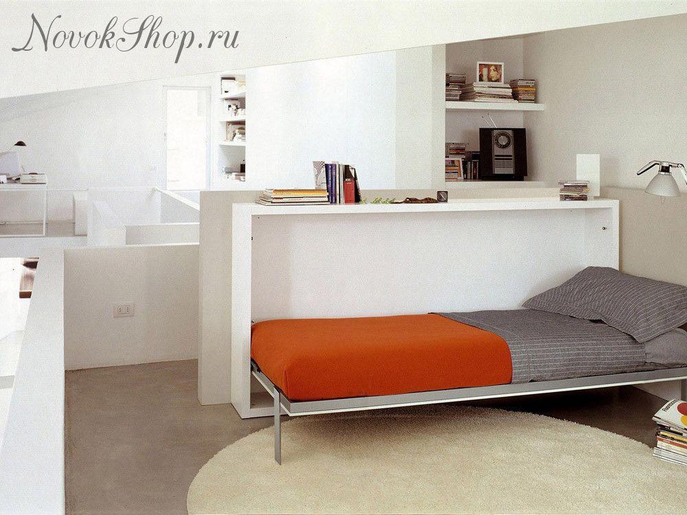 Откидные кровати в интерьере фото